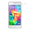 hesapli Samsung İçin Ekran Koruyucuları-Ekran Koruyucu için Samsung Galaxy Grand Prime Temperli Cam 1 parça Ön Ekran Koruyucu Çizilmeye Dayanıklı / 9H Sertlik
