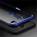 hesapli Diğer Kılıflar-Pouzdro Uyumluluk OnePlus OnePlus 6 / OnePlus 5T Şeffaf Arka Kapak Solid Yumuşak TPU için OnePlus 6 / OnePlus 5T