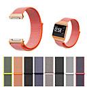 رخيصةأون Smartwatch كابلات وشواحن-حزام إلى Fitbit ionic فيتبيت بكلة عصرية نايلون شريط المعصم