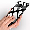 voordelige Galaxy S-serie hoesjes / covers-hoesje Voor Samsung Galaxy S9 Plus / S9 Transparant Achterkant Effen Hard Acryl voor S9 / S9 Plus / S8 Plus