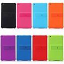 hesapli Tablet Ekran Koruyucuları-Pouzdro Uyumluluk Huawei MediaPad MediaPad M3 Lite 8(CPN-W09, CPN-AL00 Şoka Dayanıklı / Satandlı Arka Kapak Solid Yumuşak Silikon için Huawei MediaPad M3 Lite 8(CPN-W09, CPN-AL00