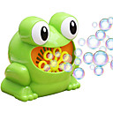 cheap Magnet Toys-Bubble Blowing Toy Romance / Frog Creative / Automatic / Funny 1 pcs Child's Gift