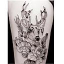 ieftine Machiaj & Îngrijire Unghii-3 pcs Acțibilde de Tatuaj Tatuaje temporare Serie de Animale Arta corpului braț