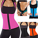 cheap Fitness Accessories-Body Shaper / Hot Sweat Workout Tank Top Slimming Vest With 1 pcs Neoprene Stretchy, No Zipper Weight Loss, Calories Burned, Tummy Fat Burner For Yoga / Exercise & Fitness / Gym