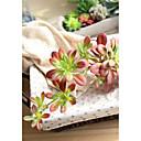 رخيصةأون أزهار اصطناعية-زهور اصطناعية 1 فرع أسلوب بسيط الحديث نباتات الزهور الخالدة أزهار الحائط
