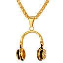 preiswerte Herrenuhren-Herrn Lang Anhängerketten - Edelstahl Modisch Gold, Silber 55 cm Modische Halsketten 1pc Für Geschenk, Alltag
