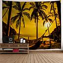 ieftine Decor de Perete-Noutate / Vacanță Wall Decor Poliester Clasic / Vintage Wall Art, Tapiserii de perete Decor