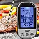 hesapli Meyve ve Sebze Araçları-Mutfak aletleri ABS Ölçü / Çok-Fonksiyonlu / Digit LCD Ekran termometreyi Günlük Kullanım / Çok Fonksiyonlu / Et 1pc