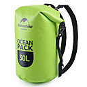 economico Borse e valigie stagne-Naturehike 30 L Dry Bag Impermeabile Ompermeabile Galleggianti Leggero per Nuoto Immersioni Surf