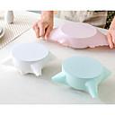 ieftine Ustensile Bucătărie & Gadget-uri-Capac de aspirație cu silicon de 22,5cm, capac de vas cu capac extensibil, reutilizabil