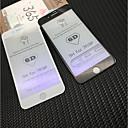 halpa iPhone 8 -suojakalvot-Näytönsuojat varten Apple iPhone 8 Plus / iPhone 8 / iPhone 7 Plus Karkaistu lasi 1 kpl Näytönsuoja 9H kovuus / Sinisen valon esto / 3D pyöristetty kulma