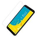 abordables Protections d'Ecran pour Samsung-Protecteur d'écran pour Samsung Galaxy J6 PET 1 pièce Protecteur d'objectif avant et appareil photo Extra Fin / Mat / Anti-Rayures