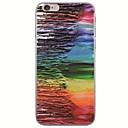 저렴한 아이폰 케이스-케이스 제품 Apple iPhone X / iPhone 8 울트라 씬 / 패턴 뒷면 커버 유화 소프트 TPU 용 iPhone XS / iPhone XR / iPhone XS Max