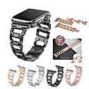 cheap iPad  Cases / Covers-Watch Band for Apple Watch Series 3 / 2 / 1 Apple Sport Band Stainless Steel Wrist Strap
