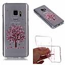 abordables Coques / Etuis pour Galaxy Série S-Coque Pour Samsung Galaxy S9 Plus / S9 IMD / Transparente / Motif Coque Arbre / Fleur Flexible TPU pour S9 / S9 Plus / S8 Plus