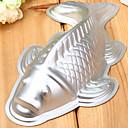 hesapli Telsizler-Bakeware araçları Aluminyum Yaratıcı / Yaratıcı Mutfak Gadget Pişirme Kaplar İçin / Mutfak Yenilik Araçları Hayvan Makarna aletleri 1pc