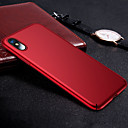 cheap iPhone Cases-Case For Apple iPhone X / iPhone 7 Plus Ultra-thin Back Cover Solid Colored Hard PC for iPhone X / iPhone 7 Plus