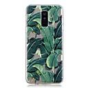 رخيصةأون حافظات / جرابات هواتف جالكسي A-غطاء من أجل Samsung Galaxy A6 (2018) / A6+ (2018) / A3 (2017) شفاف / نموذج غطاء خلفي شجرة ناعم TPU