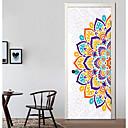 cheap Headlamps-Decorative Wall Stickers / Door Stickers - Plane Wall Stickers / Holiday Wall Stickers Religious / 3D Living Room / Bedroom