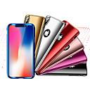 저렴한 아이폰 케이스-케이스 제품 Apple iPhone X / iPhone 8 충격방지 / 도금 전체 바디 케이스 솔리드 하드 PC 용 iPhone X / iPhone 8 Plus / iPhone 8