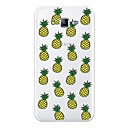 cheap Galaxy J Series Cases / Covers-Case For Samsung Galaxy J7 (2017) / J7(2016) Pattern Back Cover Fruit Soft TPU for J7 (2017) / J7 (2016) / J7