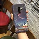 halpa Galaxy S -sarjan kotelot / kuoret-Etui Käyttötarkoitus Samsung Galaxy S9 Plus / S9 Himmeä Takakuori Scenery Kova PC varten S9 / S9 Plus / S8 Plus