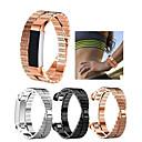저렴한 Fitbit 밴드 시계-시계 밴드 용 Fitbit Alta HR / Fitbit Alta 핏빗 스포츠 밴드 스테인레스 스틸 손목 스트랩