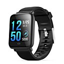 cheap Smart Wristbands-Q9 Waterproof Sports Smartwatch for Android iOS Bluetooth Heart Rate Monitor Blood Pressure Measurement Touch Screen Calories Burned Exercise Record Timer Stopwatch Pedometer
