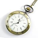 رخيصةأون ساعات الرجال-رجالي ساعة جيب ساعة قلادة رقمي ذهبي ساعة كاجوال كوول مماثل عتيق كاجوال عشرينيات موضة أرسطو - ذهبي