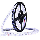 cheap Bike Lights-5m Flexible LED Light Strips 300 LEDs 5050 SMD Warm White / Cold White / Blue Cuttable / Linkable / Self-adhesive 12 V 1pc