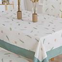 ieftine Gadget Baie-Contemporan 75g / m2 Poliester Tricot Stretch Pătrat Fețe de masă Geometric Decoratiuni de tabla 1 pcs