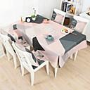 ieftine Gadget Baie-Contemporan Bumbac Pătrat Fețe de masă Geometric Decoratiuni de tabla 1 pcs