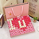 cheap Home Decoration-Holiday Decorations Valentine's Day Decorative Objects Decorative / Wedding Pink 1pc