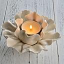 preiswerte Home Fragrances-Europäischer Stil Keramik Kerzenhalters Kandelaber 1pc, Kerze / Kerzenhalter