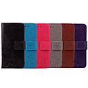 رخيصةأون Sony أغطية / كفرات-غطاء من أجل Sony Xperia XA2 Ultra حامل البطاقات / قلب غطاء كامل للجسم لون سادة / ماندالا نمط ناعم جلد PU