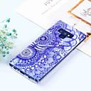 preiswerte Zubehör zum Zeichnen und Schreiben-Hülle Für Samsung Galaxy Note 9 / Note 8 Muster Rückseite Blume Weich TPU für Note 9 / Note 8