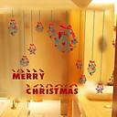 preiswerte Fensterdekoration-Fenster Film & Aufkleber Dekoration Weihnachten Urlaub PVC Fenster-Aufkleber