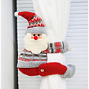 billige Window Treatments-gardin Tilbehør Slipsryg Jul 1 pcs