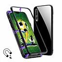 ieftine Ecrane Protecție Tabletă-Maska Pentru Huawei MediaPad Huawei P20 / Huawei P20 Pro / Huawei P20 lite Translucid Carcasă Telefon Mată Greu Sticlă Temperată / MetalPistol