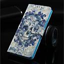 رخيصةأون Nokia أغطية / كفرات-غطاء من أجل نوكيا Nokia 5.1 / Nokia 3.1 / Nokia 2.1 محفظة / حامل البطاقات / مع حامل غطاء كامل للجسم جماجم قاسي جلد PU