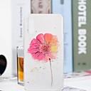 رخيصةأون ساعات النساء-غطاء من أجل Huawei Huawei P20 / Huawei P20 Pro / Huawei P20 lite شفاف / نموذج غطاء خلفي زهور ناعم TPU