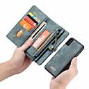 저렴한 아이폰 케이스-CaseMe 케이스 제품 Apple iPhone X 지갑 / 카드 홀더 / 플립 전체 바디 케이스 솔리드 하드 PU 가죽 용 iPhone X / iPhone 8 Plus / iPhone 8