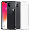 ieftine Carcase iPhone-Maska Pentru Apple iPhone XS / iPhone XR / iPhone XS Max Transparent Capac Spate Mată Moale TPU
