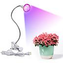 hesapli Büyüyen Işıklar-1pc 4.5 W / 3.5 W 800-850LM Büyüyen lamba 106 LED Boncuklar SMD 2835 Kırmızı / Mavi 85-265 V / 1 parça / RoHs / FCC