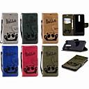 رخيصةأون Nokia أغطية / كفرات-غطاء من أجل نوكيا Nokia 5 / Nokia 5.1 / Nokia 3 محفظة / حامل البطاقات / قلب غطاء كامل للجسم باندا قاسي جلد PU