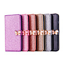 cheap Makeup & Nail Care-Case For Samsung Galaxy Note 9 / Note 8 Wallet / Card Holder / with Stand Full Body Cases Solid Colored / Butterfly / Glitter Shine Hard PU Leather for Note 9 / Note 8