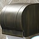 economico Gadget per il bagno-Porta rotolo di carta igienica Nuovo design / Fantastico Moderno Ottone 1pc Portarotoli Montaggio su parete