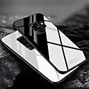 رخيصةأون حافظات / جرابات هواتف جالكسي J-غطاء من أجل Samsung Galaxy J8 / J7 Duo / J7 Prime ضد الصدمات غطاء خلفي لون سادة قاسي زجاج مقوى