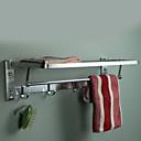 preiswerte Zubehör-Badezimmer Regal Neues Design / Cool Modern Aluminium 1pc Wandmontage