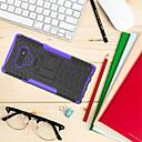 رخيصةأون خواتم-غطاء من أجل Samsung Galaxy Note 9 مع حامل غطاء خلفي درع قاسي الكمبيوتر الشخصي